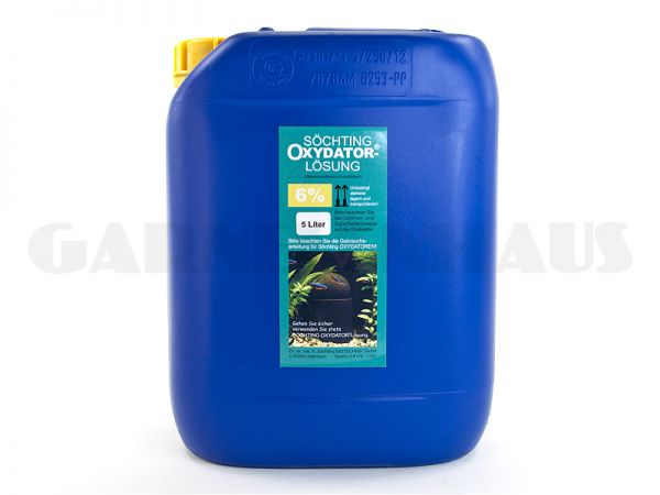 Oxydator D/A - Lösung 6%, 5 Liter