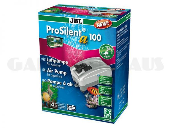 ProSilent a100, Luftmembranpumpe