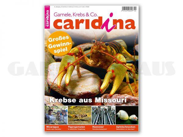 caridina, Heft 2/2013