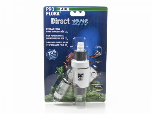 ProFlora direct 12/16, Inlinediffusor