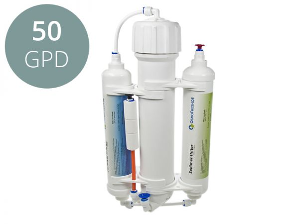 Smartline Basic 50 GPD, Osmoseanlage