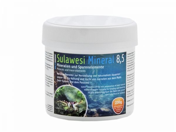 Sulawesi Mineral 8,5 - 230g