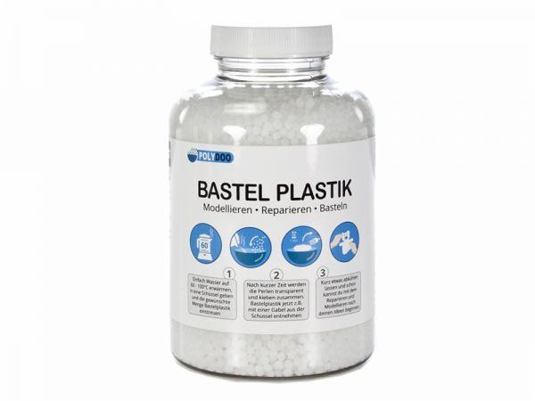 Bastelplastik, 360g