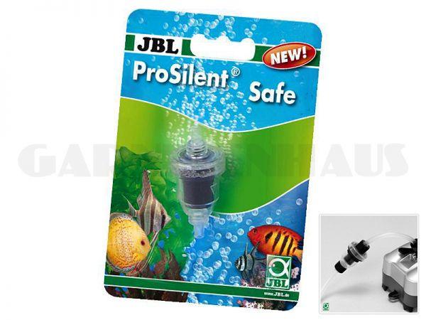 ProSilent Safe, Rücklaufsicherung