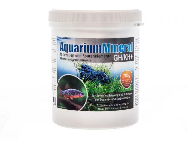Aquarium Mineral GH/KH+, 750g