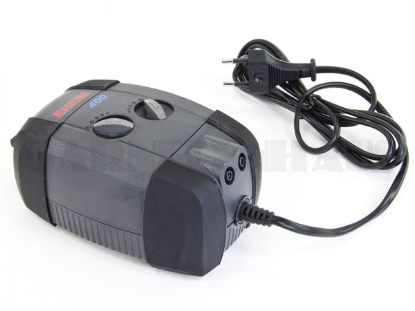 air pump 400, inkl. 2x Power-Diffusor
