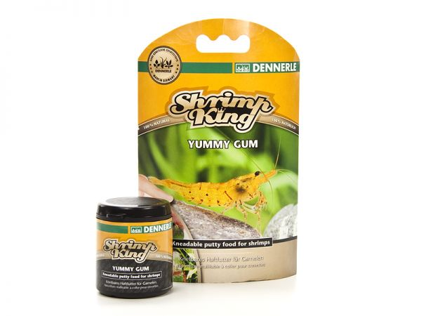 Shrimp King - Yummy Gum, 50g