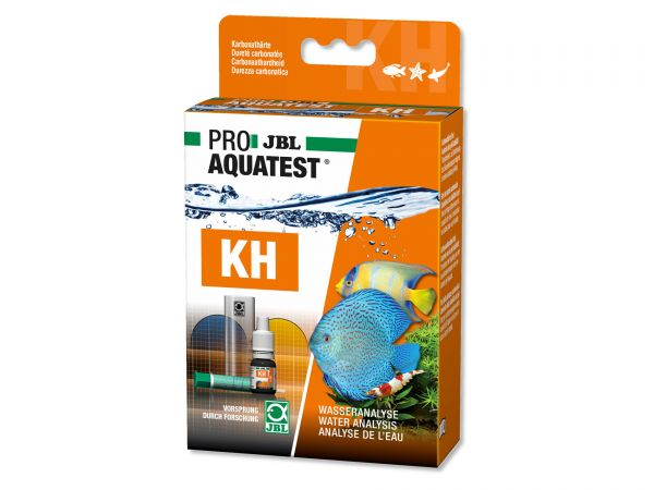 JBL Pro Aquatest KH / Karbonathärte Aquarium Wasseranalyse