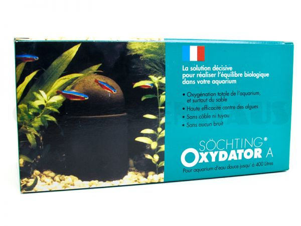 Oxydator A, bis 400 l Aquarien