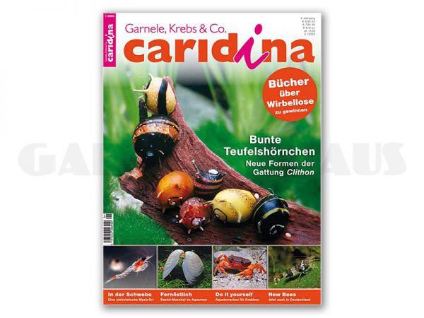 caridina, Heft 1/2009