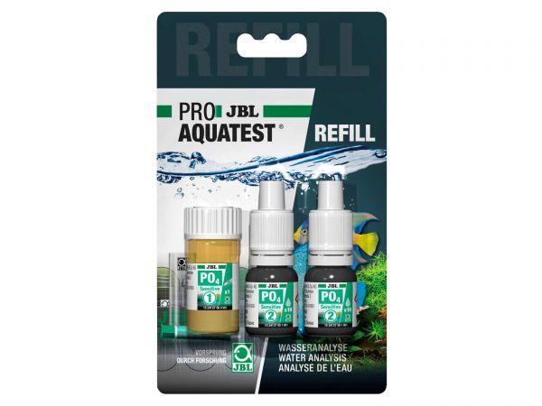 JBL - Pro Aquatest PO4 (Phosphat) Reagenz, Refill-Pack (Nachfüllung)