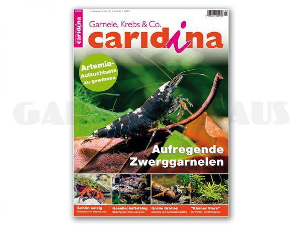 caridina, Heft 3/2010