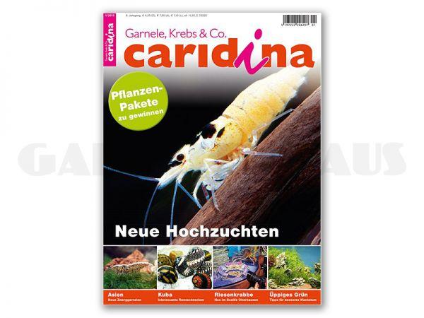caridina, Heft 1/2013