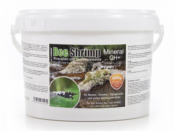 Bee Shrimp Mineral GH+, 3000g