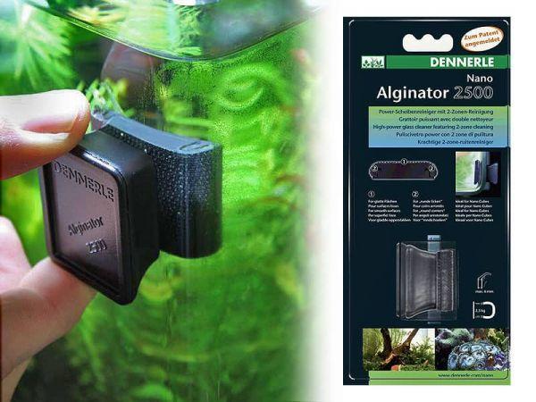 Nano Alginator 2500, Scheibenmagnet