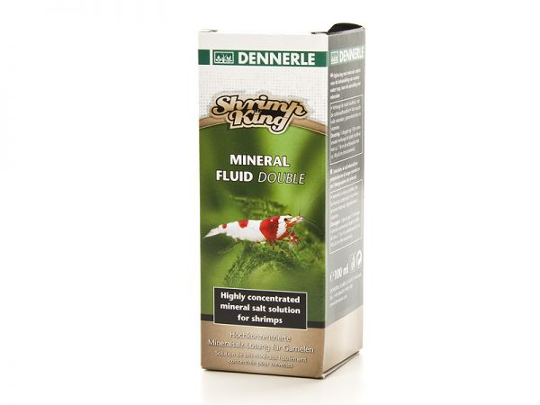 Shrimp King - Mineral Fluid Double, 100 ml