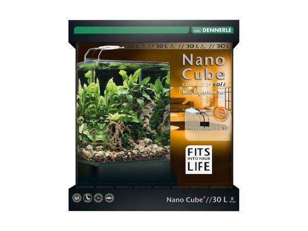 Dennerle NanoCube Complete+ Plus Soil, 30 Liter, 5587