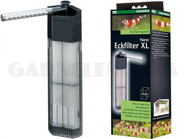 Nano Clean, Eckfilter XL