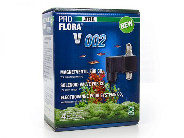 ProFlora v002, Magnetventil