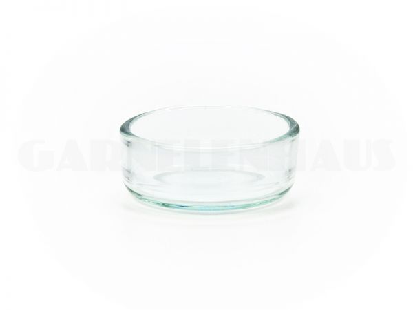 Futterschale Glas, 35/13 mm
