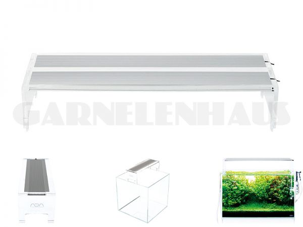 AQUASKY 602 f. 60 cm Aquarien (Twin Light)