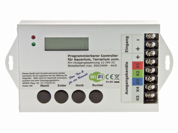 Fhoch2 - Time Controller / Steuereinheit für LED-Module
