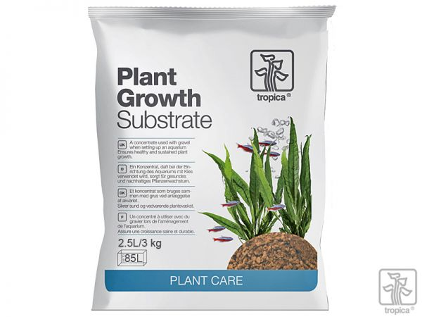 Plant Growth Substrate, 2,5 Liter