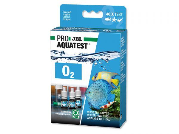 JBL - PRO Aquatest O2 Sauerstoff, Wassertest, Wasseranalyse, Testset