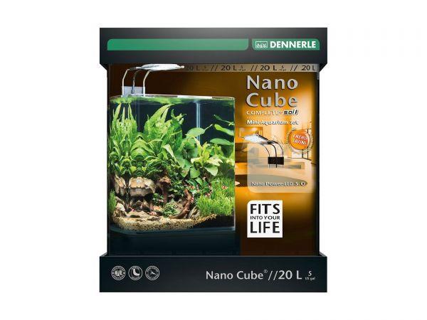 Dennerle NanoCube Complete+ Plus Soil, 20 Liter, 5586