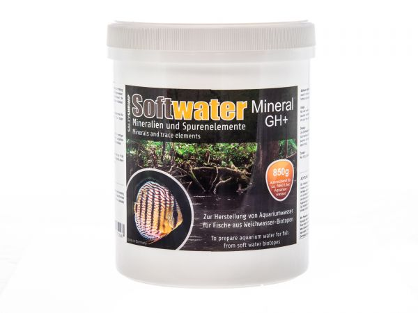 Softwater Mineral GH+, 850g