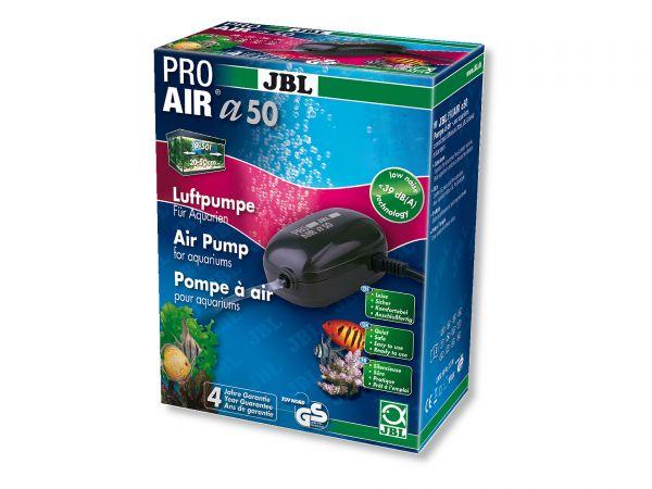 JBL ProAir a50 Luftmembranpumpe für Aquarien