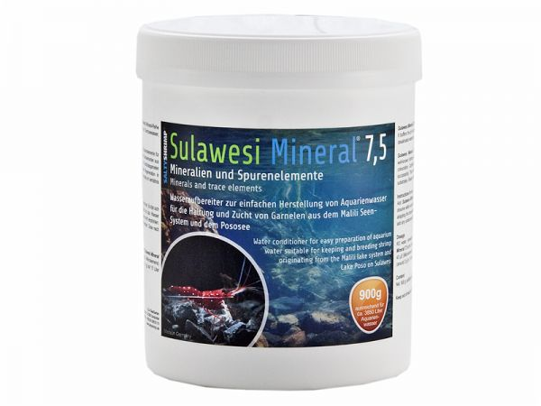 Sulawesi Mineral 7,5 - 900g