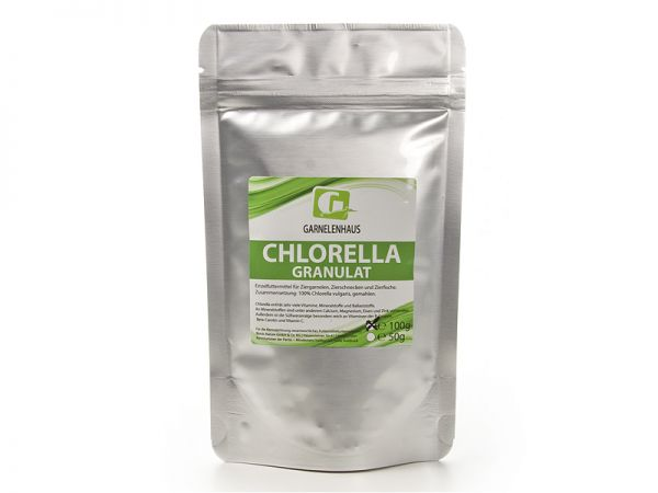 Chlorella Granulat, 100g