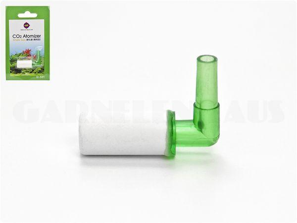 CO2 Atomizer, gewinkelt