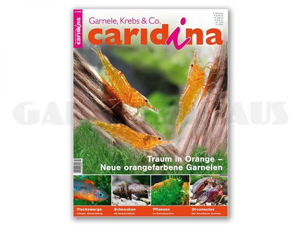 caridina, Heft 2/2008