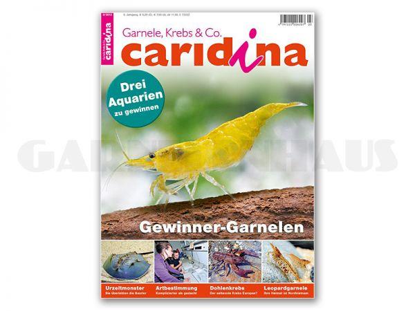 caridina, Heft 3/2012