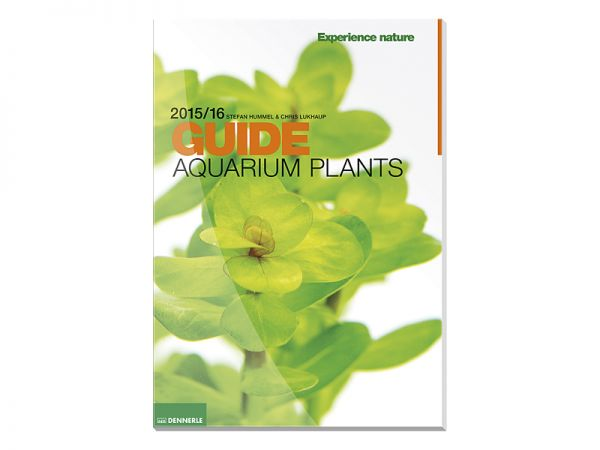 Guide - Aquarium Plants 2015/16 (englisch)