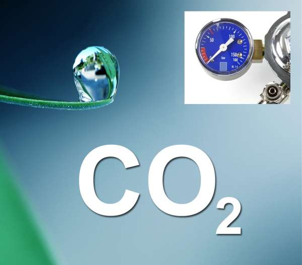 CO2-Versorgung