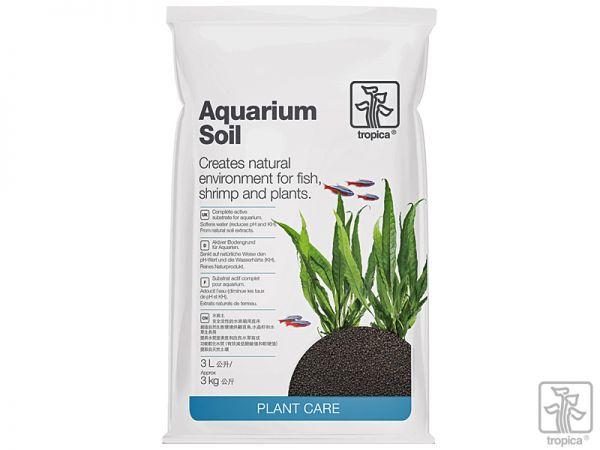 Aquarium Soil, 3 Liter