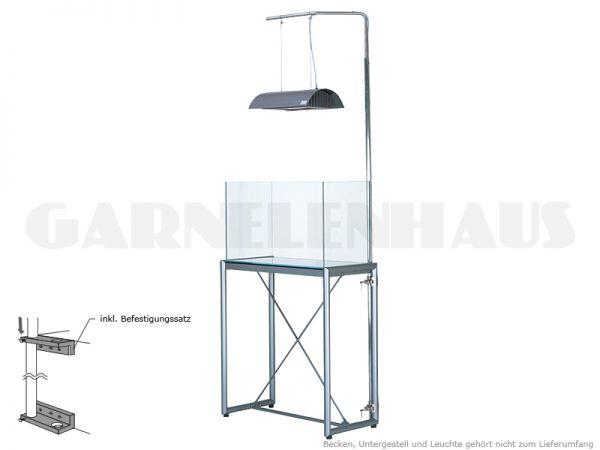 Solar I Arm Stand, 90 x 45 cm, rechts