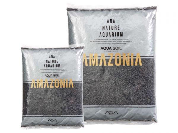 ADA - Aqua Soil Amazonia Aquarium Bodengrund - 3 Liter und 9 Liter