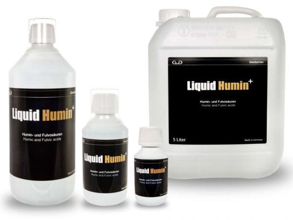 Glasgarten Liquid Humin+ :: Huminstoffe und Fulvosäuren für Dein Aquarium