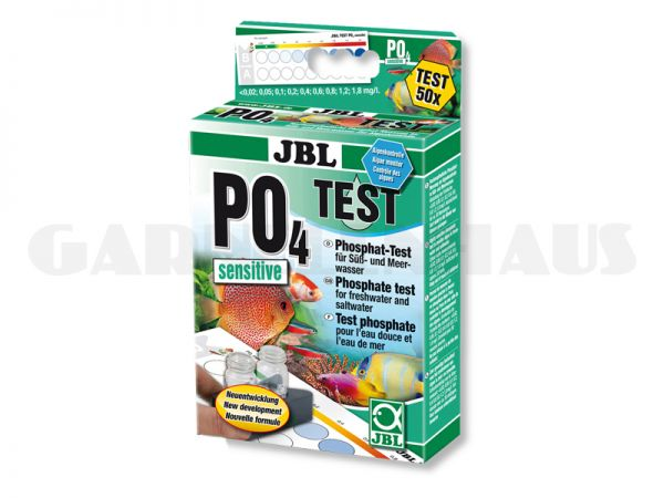 PO4 Phosphat sensitive Test-Set