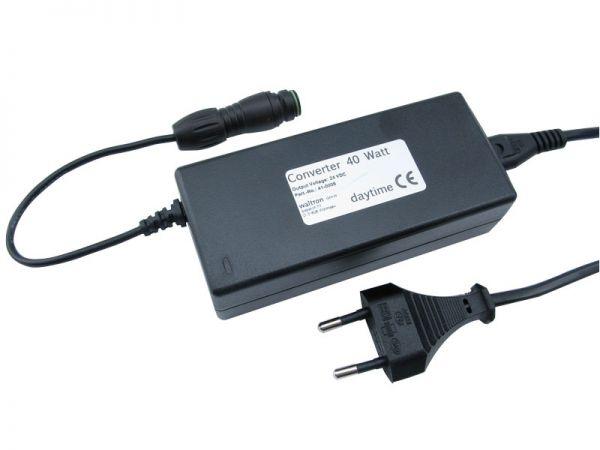 LED-Converter 24V 40W, Netzteil für daytime matrix