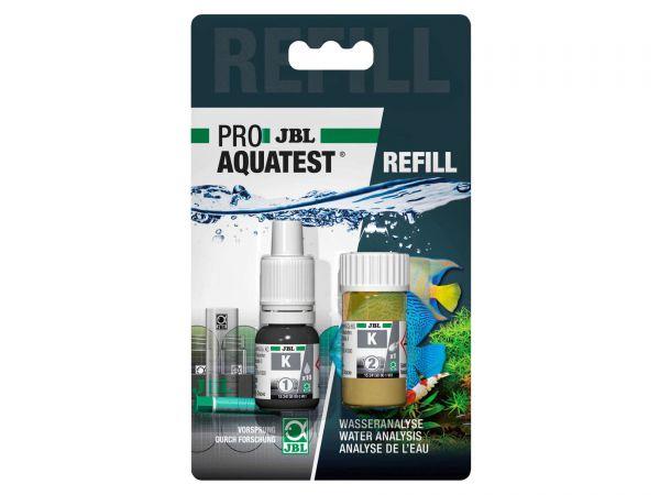 JBL - Pro Aquatest K (Kalium) Reagenz, Refill-Pack (Nachfüllung)
