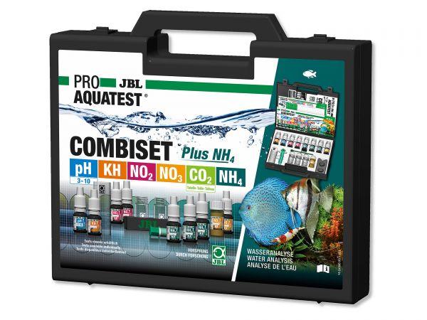 JBL - Pro Aquatest Combiset +NH4 (Ammonium)