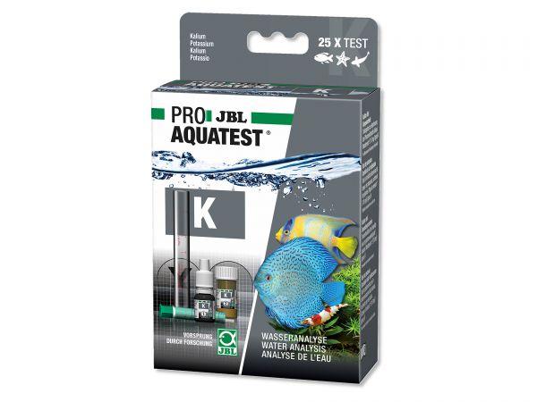 JBL - PRO Aquatest K Kalium, Wassertest, Wasseranalyse, Testset