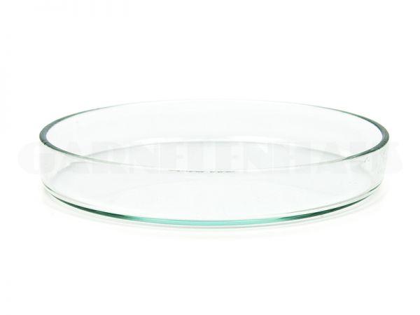 Futterschale Glas, 94/15 mm