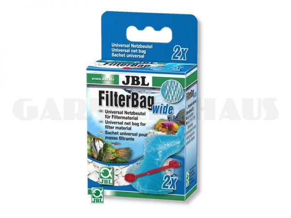 Filter Bag, wide, 2 Stk.