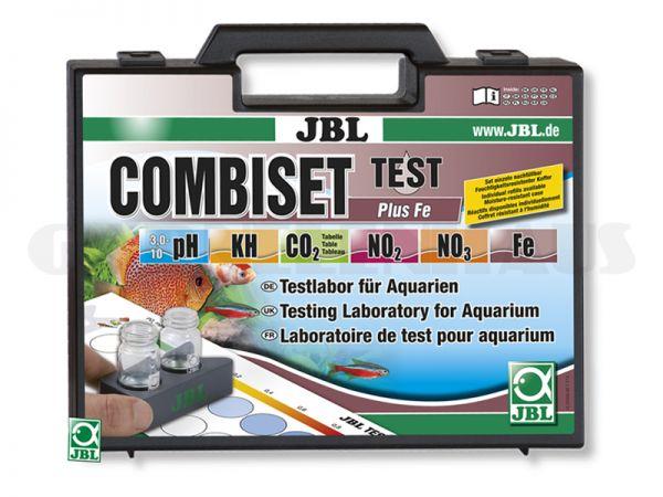 Test Combi Set plus Fe, Testkoffer